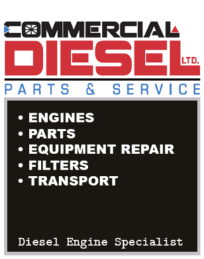 Commercial Diesel Parts & Service